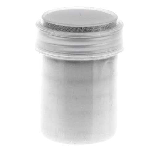 Camp Spice Salz Pfeffer Mehl Mesh Shaker Bottle Kunststoff Zucker