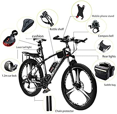 SICONG Bicicleta Reparar Herramienta Equipo,Multifuncional 16-in-1 ...
