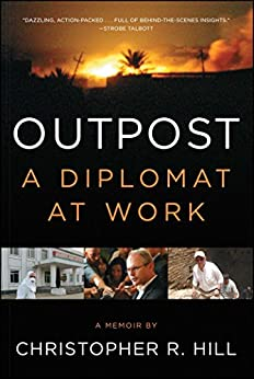 Outpost Diplomat Christopher R Hill ebook product image