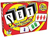 : SET: The Family Game of Visual Perception