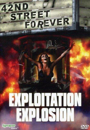 42nd Street Forever V3 Exploit Dennis Quaid Peter Fonda Linda Blair Leif Garrett