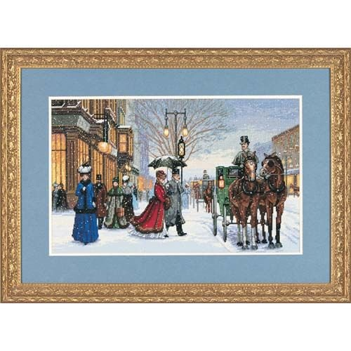 Dimensions Needlecrafts Counted Cross Stitch, Alan Maleys Gracious Era -  3821