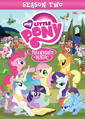 - My Little Pony Friendship Is Magic: Season 2