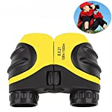Gifts for Teen Boys Girls Kids, TOG Gift Binoculars for Girls Boys Gifts for Boy Age 4-11 Years Old Gifts for Boy Age 4-11 Years Old Yellow TG03