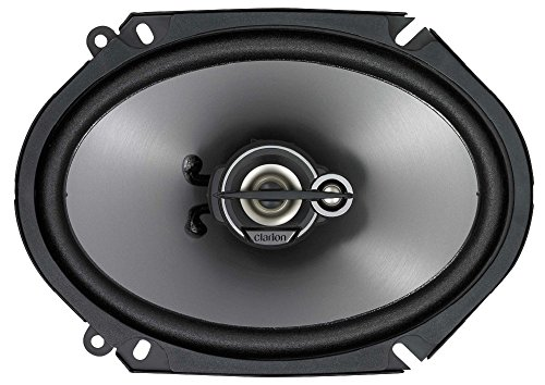 Clarion SRG6833C 300-Watt 6 x 8 Inches Good Series Custom Fit Multiaxial 3-Way Car Speakers, Set of 2 by Clarion Mobile Electronics (Image #2)