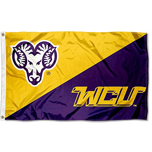 WCU Golden Rams College Flag by College Flags and Banners Co.