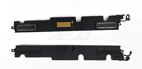 DBTLAP Portatile Altoparlante Compatibile per HP ZBook 15 G3 ZBOOK15 G3 Incorporato Altoparlante 848233-001