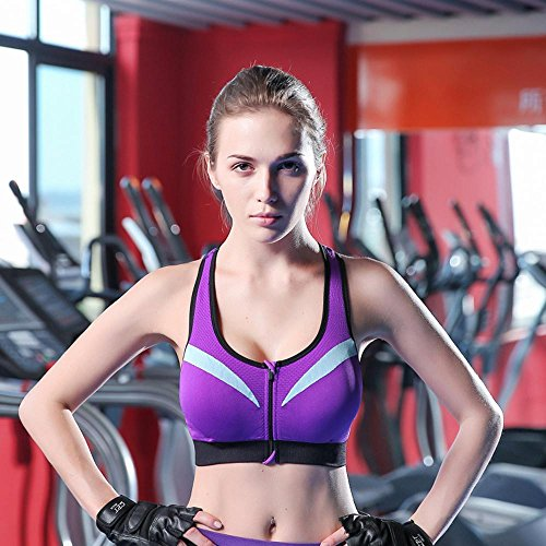 Choques Se C De Reúnen Daeou Fitness Tipo Sin Los Sujetador Resistencia Chaleco Alta Bordes A Prueba Yoga Deportes UXqOHFgwq