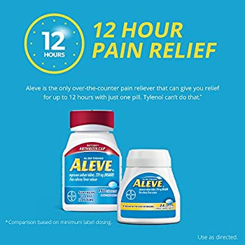 Aleve Caplets With Naproxen Sodium, 220mg (Nsaid) Pain Relieverfever Reducer, 270 Count 8