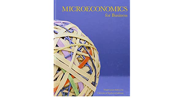 Microeconomics for business robert s pindyck daniel l microeconomics for business robert s pindyck daniel l rubinfeld r glenn hubbard anthony patrick obrien 9781269952774 amazon books fandeluxe Image collections