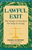 Lawful Exit, Derek Humphry, 078819996X
