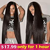 4Bundles 30 30 28 26 Inches Remy 8A Brazilian Straight Hair Bundles Unprocessed Virgin Straight Human Hair Extensions Mink Brazilian Hair Weave Bundles Natural Color