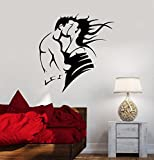 BorisMotley Wall Decal Passion Sex Shop Vinyl Removable Mural Art Decoration Stickers for Home Bedroom Nursery Living Room Kitchen