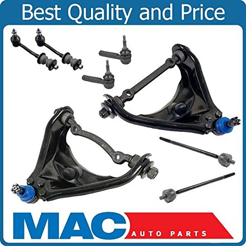 Durango Control - Upp Control Arms Sway Br Tie Rods 00-03 Dodge Durango 00-04 Dakota Rear Wheel Dr