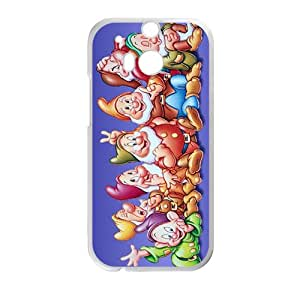 Disney anime Happy father christmas Cell Phone Case for HTC One M8