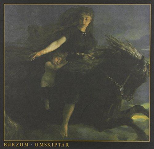 Burzum [Ltd.Edition]: Umskiptar (Ltd ed.) (Audio CD)