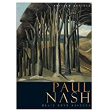 Paul Nash (British Artists series) by David Boyd Haycock (2002-01-01)