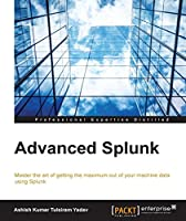 Advanced Splunk Front Cover