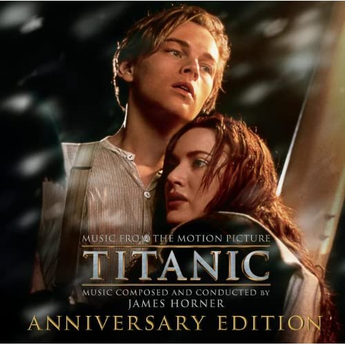 amazoncom titanic original motion picture soundtrack
