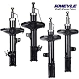 KMEYLE Front and Rear Shock abosorber Struts Replacement for 1997-2001 Toyota Camry 1997-2001 Lexus ES300 1997-2003 Toyota Avalon 1999-2003 Toyota Solara 4PCS Full Set