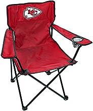 NFL Kansas City Chiefs Unisex LP0055NFL Game Day Elite Chair, Red, Adult