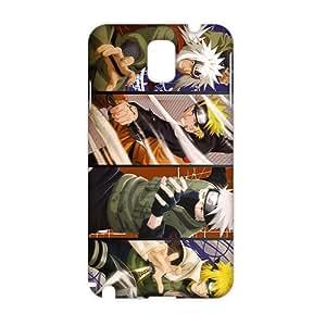 KJHI naruto shippuden wallpaper hd 3D Phone Case for Samsung NOTE 3