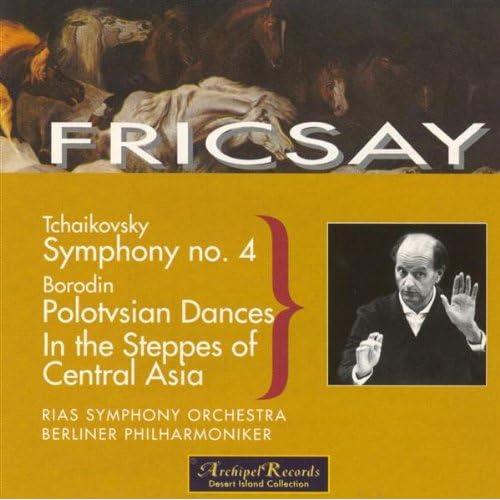 Amazon.com: Polovtsian Dances: Rias Symphony Orchestra