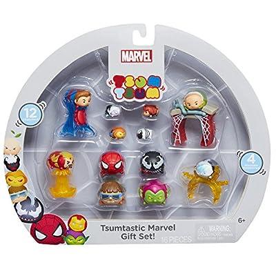 Marvel Tsum Tsum Spiderman Tsum Tsum 12 Figures Gift Set