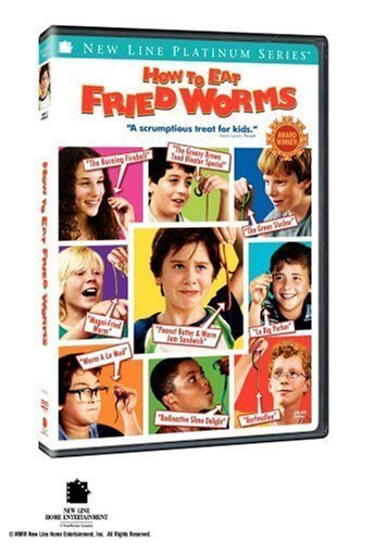 How to Eat Fried Worms (New Line Platinum Series) by New Line Home Video by Bob Dolman by New Line Home Video