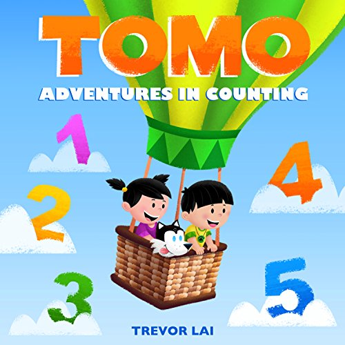 Tomo: Adventures in Counting (Tomo's Adventure Journal) (English Edition)