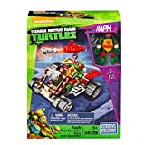 Mega Construx Teenage Mutant Ninja Turtles Ninja-Racers, Raphael Pizza Speedster
