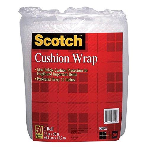 Wholesale CASE of 5 - 3M Scotch Cushion Wrap-Cushion Wrap, 12