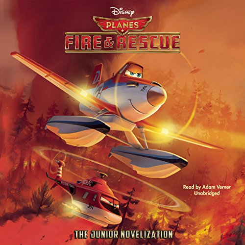 Planes: Fire & Rescue (The Junior Novelization)