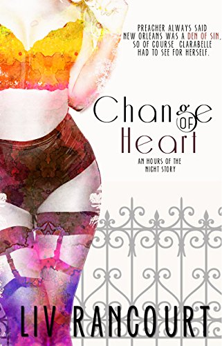 Change Of Heart by Liv Rancourt ebook deal