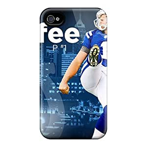 New Arrival Premium 4/4s Cases Covers For Iphone (indianapolis Colts)