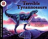 Terrible Tyrannosaurs, Kathleen Weidner Zoehfeld, 006445181X