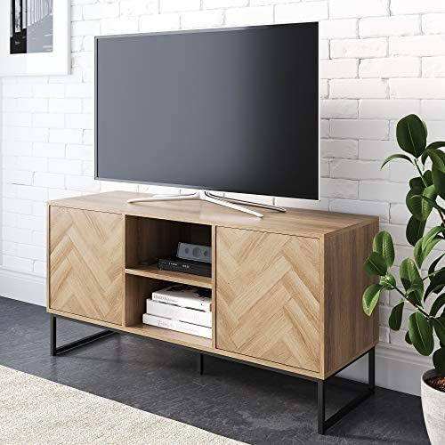 Nathan James Dylan Media Console Cabinet or TV Stand