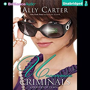 Uncommon Criminals Audiobook