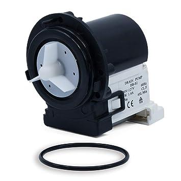 LG 4681ea2001t Motor de bomba de drenaje para lavadora sustituye a ...