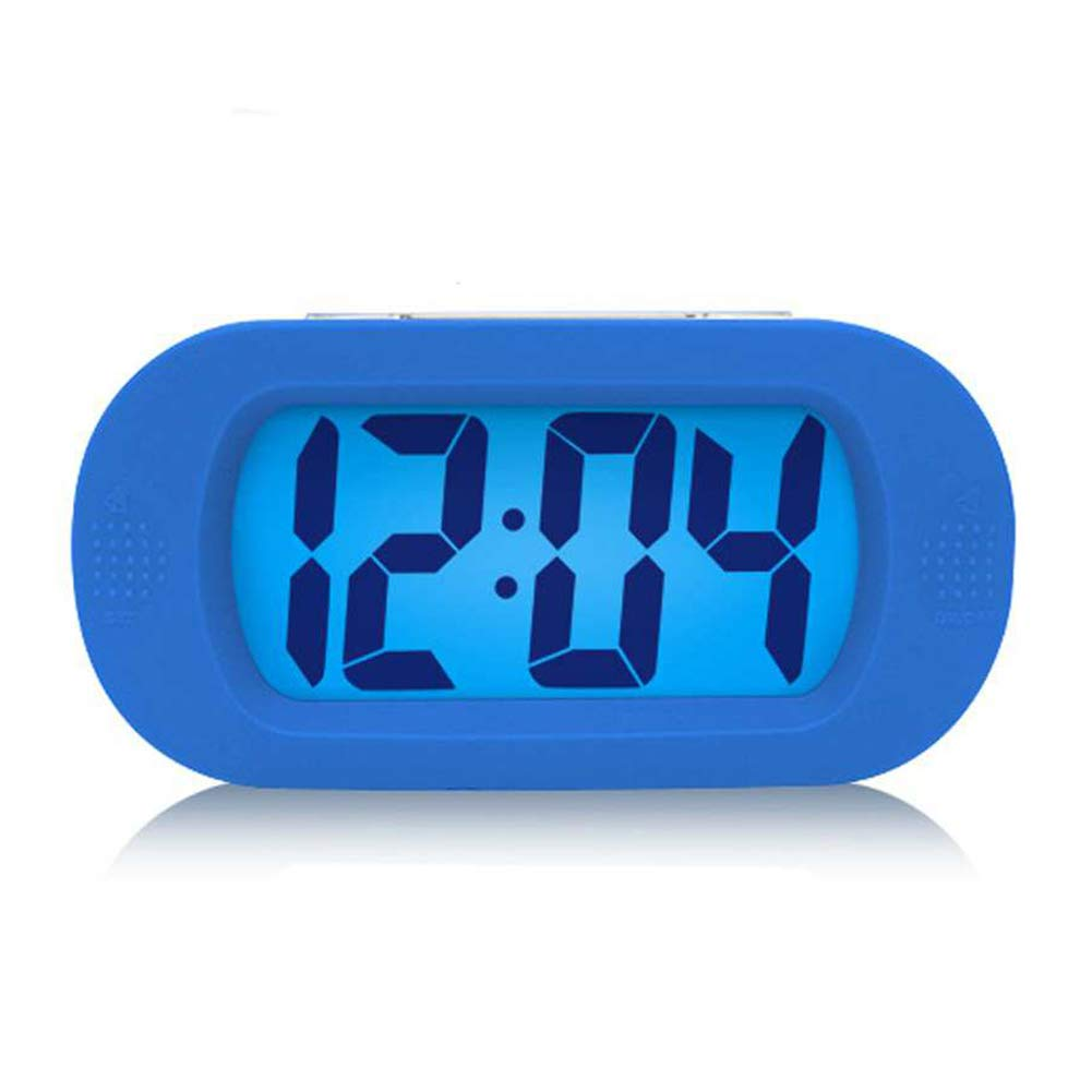 Details about  /Digital LCD Electronic Music//Vibration Alarm Clock Kitchen Timer with Backlight