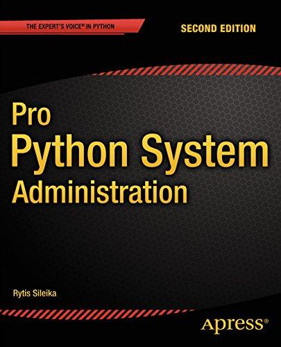 Download Pro Python System Administration Pdf