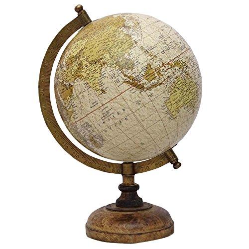 Medium Rotating Tischglobus Welt Erde Ozean mere Geographie Globes 13