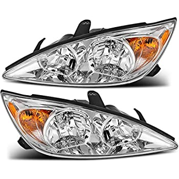 Amazon.com: Toyota Camry (LE, XLE) Replacement Headlight ...