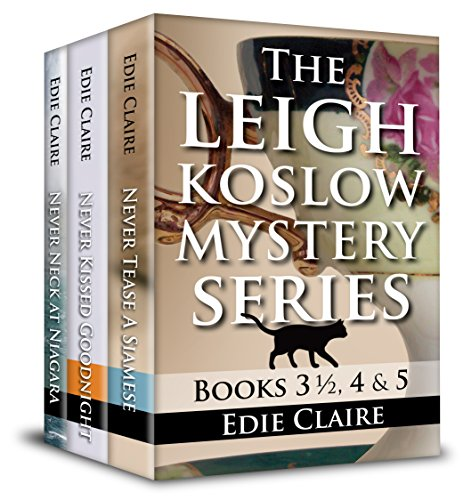 The Leigh Koslow Mystery Series: Books Four and Five: Boxed Set