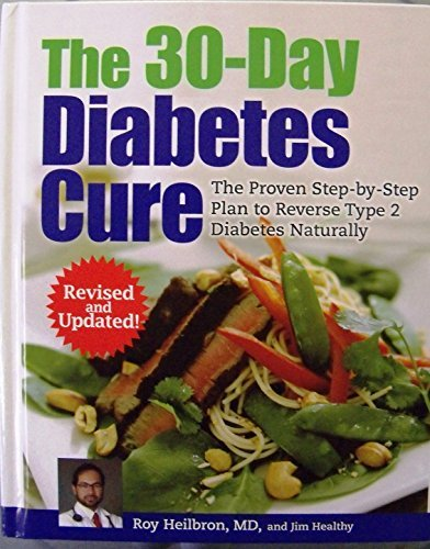 The 30-day Diabetes Cure pdf