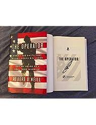 Robert O'Neill Signed Autograph THE OPERATOR Book Shot Bin Laden Seal Team 6 COA