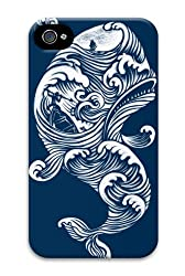 Classic Design 3D PPA Material for iPhone 4/4S Case 01 by Finn