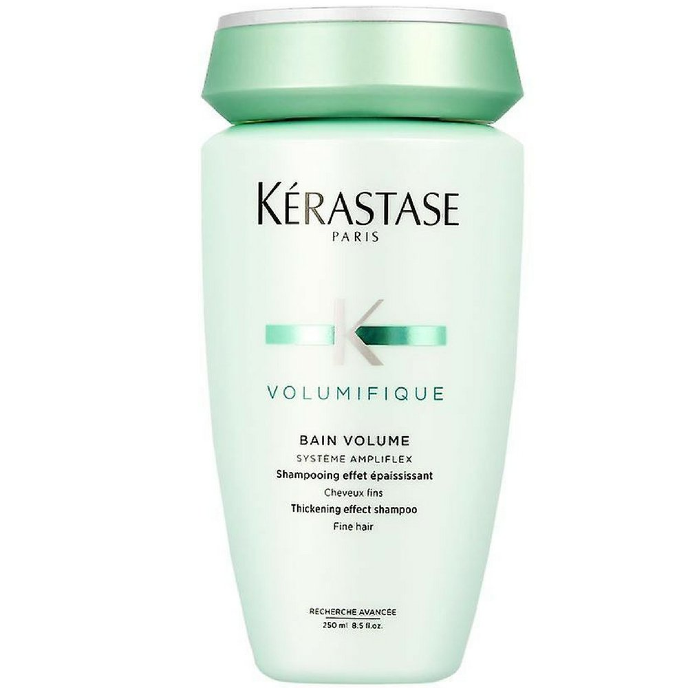 Kerastase Resistance Bain Volumifique Thickening Effect Shampoo 8.5 oz (Pack of 4)