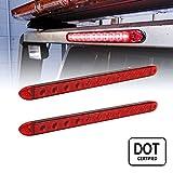 ultra tow light bar - 2pc 16