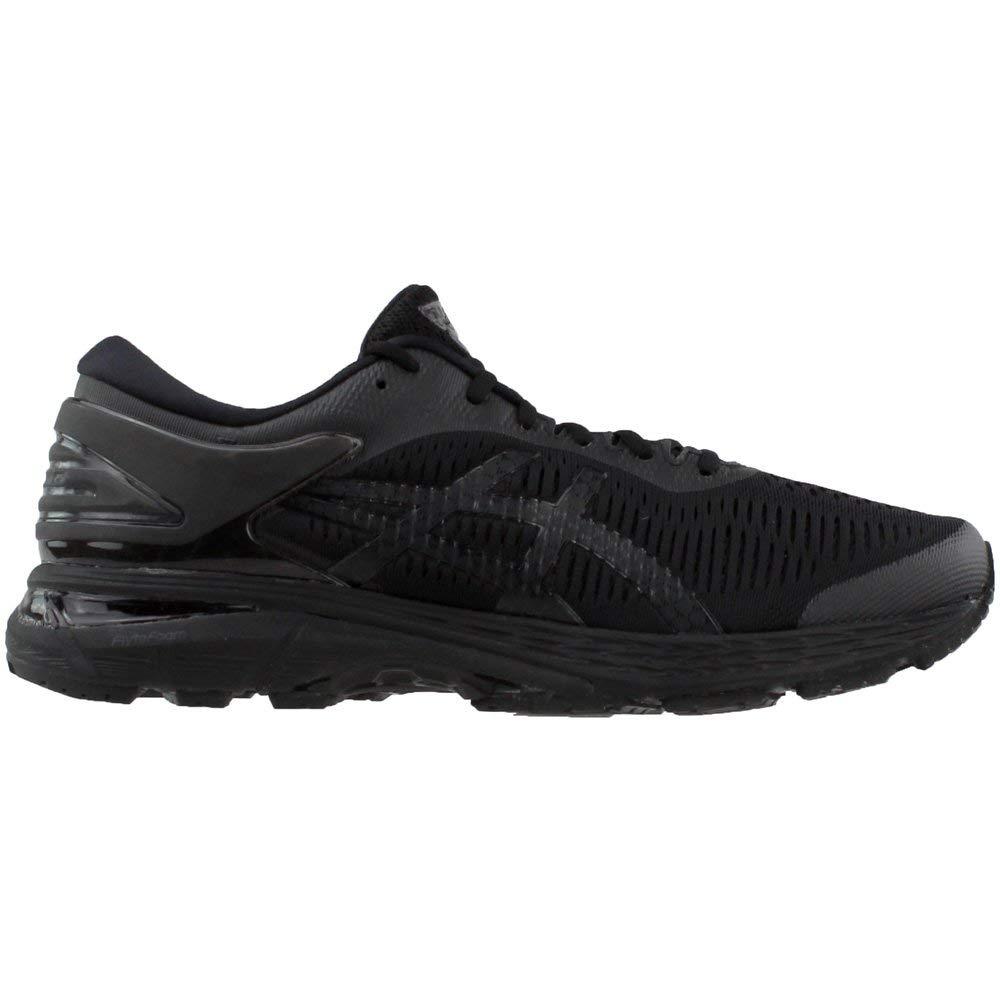 ASICS Gel-Kayano 25 Men's Running Shoe, Black/Black, 7.5 D(M) US by ASICS (Image #2)